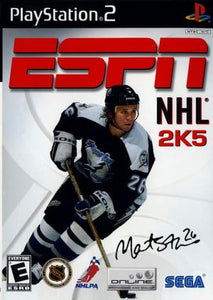 ESPN NHL 2K5 - PS2 (Pre-owned)