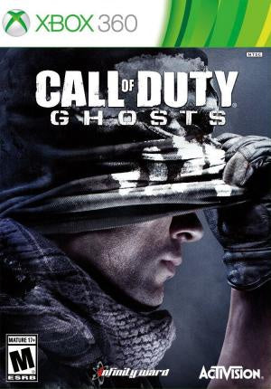 Call of Duty: Ghosts - Xbox 360 (Pre-owned)