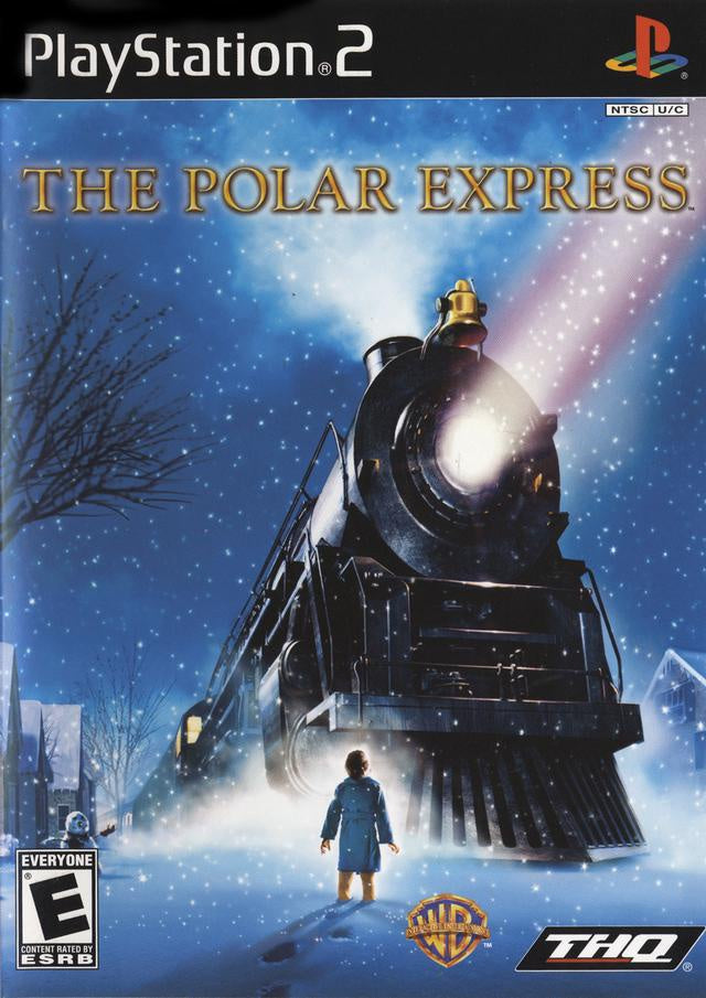 The Polar Express - PS2 (Pre-owned)