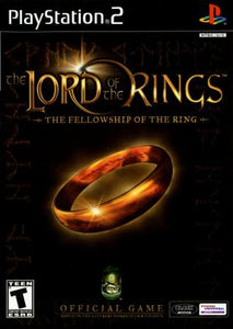 The Lord of the Rings: The Fellowship of the Ring - PS2 (Pre-owned)