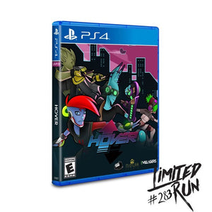 Hover (Limited Run Games) - PS4