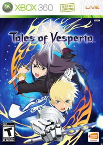 Tales of Vesperia - Xbox 360 (Pre-owned)