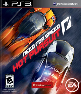 Need For Speed: Hot Pursuit - PS3 (Pre-owned)