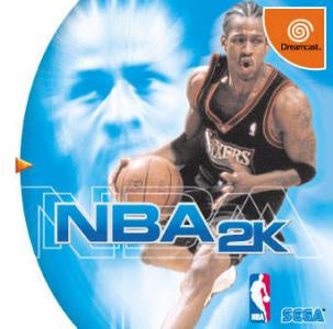NBA 2K - Dreamcast (Pre-owned)