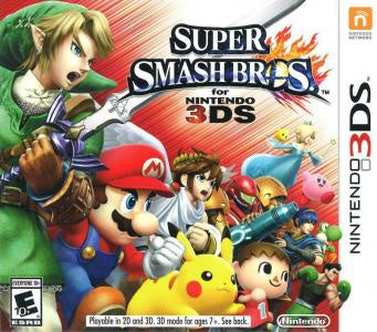 Super Smash Bros for Nintendo 3DS - 3DS (Pre-owned)