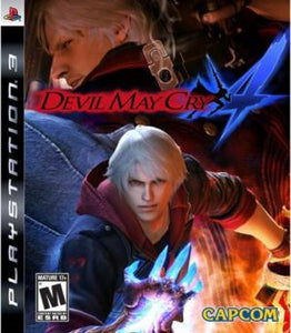 Devil May Cry 4 - PS3 (Pre-owned)