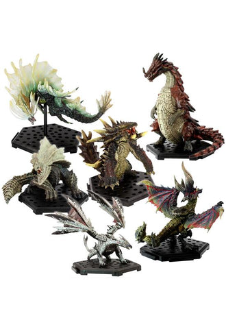 MONSTER HUNTER CAPCOM Capcom Figure Builder Monster Hunter Standard Model Plus THE BEST ~Vol.7・8~ (1 Random Blind Box)