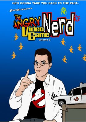 Angry Video Game Nerd Volume 2 DVD