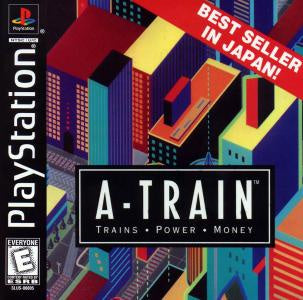 A-Train (Long Box) - PS1 (Pre-owned)