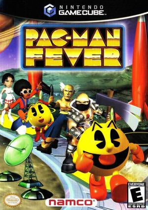 Pac-Man Fever - Gamecube (Pre-owned)