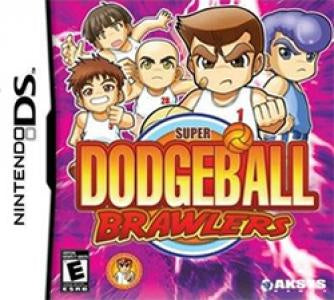 Super Dodgeball Brawlers - DS (Pre-owned)