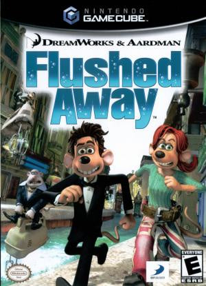 Flushed Away - Gamecube (Pre-owned)
