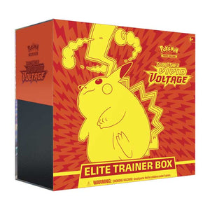 VIVID VOLTAGE ELITE TRAINER BOX