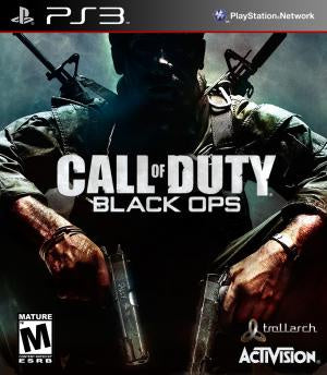 Call of Duty: Black Ops - PS3 (Pre-owned)