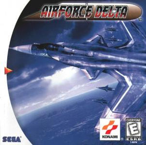 AirForce Delta - Dreamcast (Pre-owned)