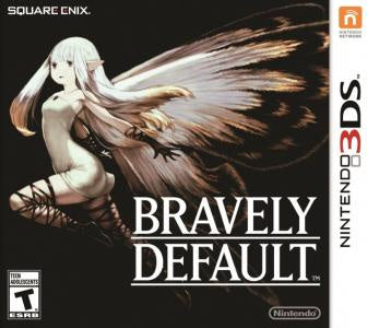 Bravely Default - 3DS (Pre-owned)