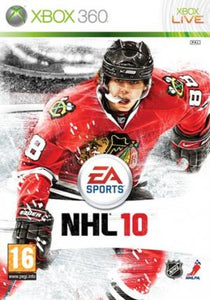 NHL 10 - Xbox 360 (Pre-owned)