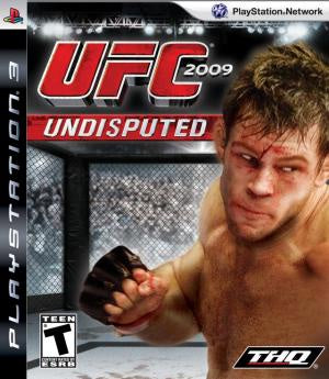 UFC 2009 Undisputed - PS3 (Pre-owned)
