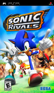 Sonic Rivals - PSP (Pre-owned)