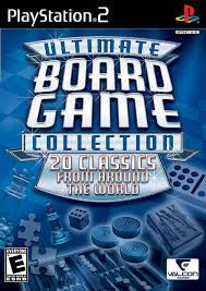 Ultimate Board Game Collection - PS2 (Pre-owned)