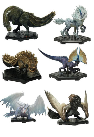 MONSTER HUNTER CAPCOM Capcom Figure Builder Monster Hunter Standard Model Plus Vol.12 (1 Random Blind Box)