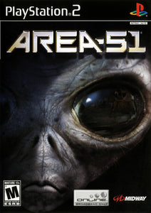 Area 51 - PS2 (Pre-owned)