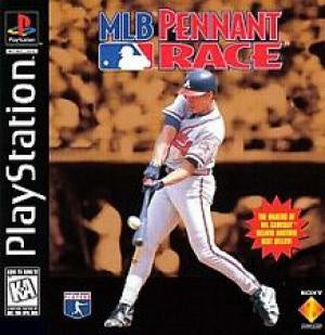 MLB Pennant Race - PS1 (Pre-owned)