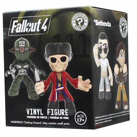 FALLOUT 4 MYSTERY MINIS FIGURE BLIND BOX