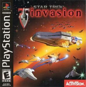 Star Trek Invasion - PS1 (Pre-owned)