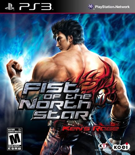 Fist of the North Star: Ken's Rage - PS3 (Pre-owned)