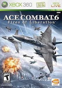 Ace Combat 6 Fires of Liberation - Xbox 360 (Pre-owned)