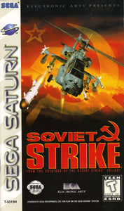 Soviet Strike - Saturn (Pre-owned)