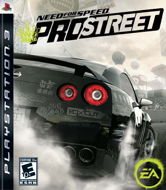 Need for Speed Prostreet - PS3 (Pre-owned)