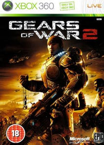 Gears of War 2 - Xbox 360 (Pre-owned)