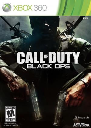 Call of Duty: Black Ops - Xbox 360 (Pre-owned)