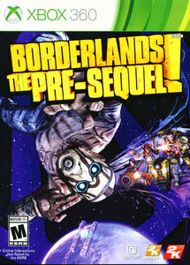 Borderlands The Pre-Sequel - Xbox 360 (Pre-owned)