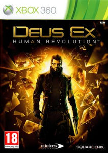 Deus Ex: Human Revolution - Xbox 360 (Pre-owned)