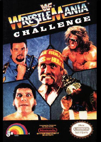 WWF Wrestlemania Challenge - NES (Pre-owned)