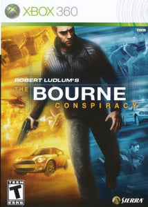 Robert Ludlum's The Bourne Conspiracy - Xbox 360 (Pre-owned)