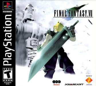 (BL) Final Fantasy VII - PS1 (Pre-owned)