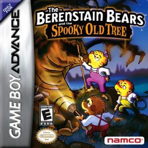 Berenstain Bears and the Spooky Old Tree - GBA (Pre-owned)