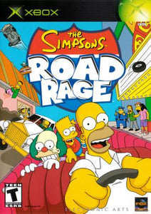 The Simpsons Road Rage - Xbox (Pre-owned)