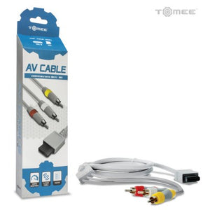Wii U/Wii Tomee AV Cable