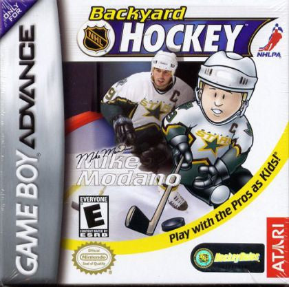 Backyard Hockey - GBA (Pre-owned)