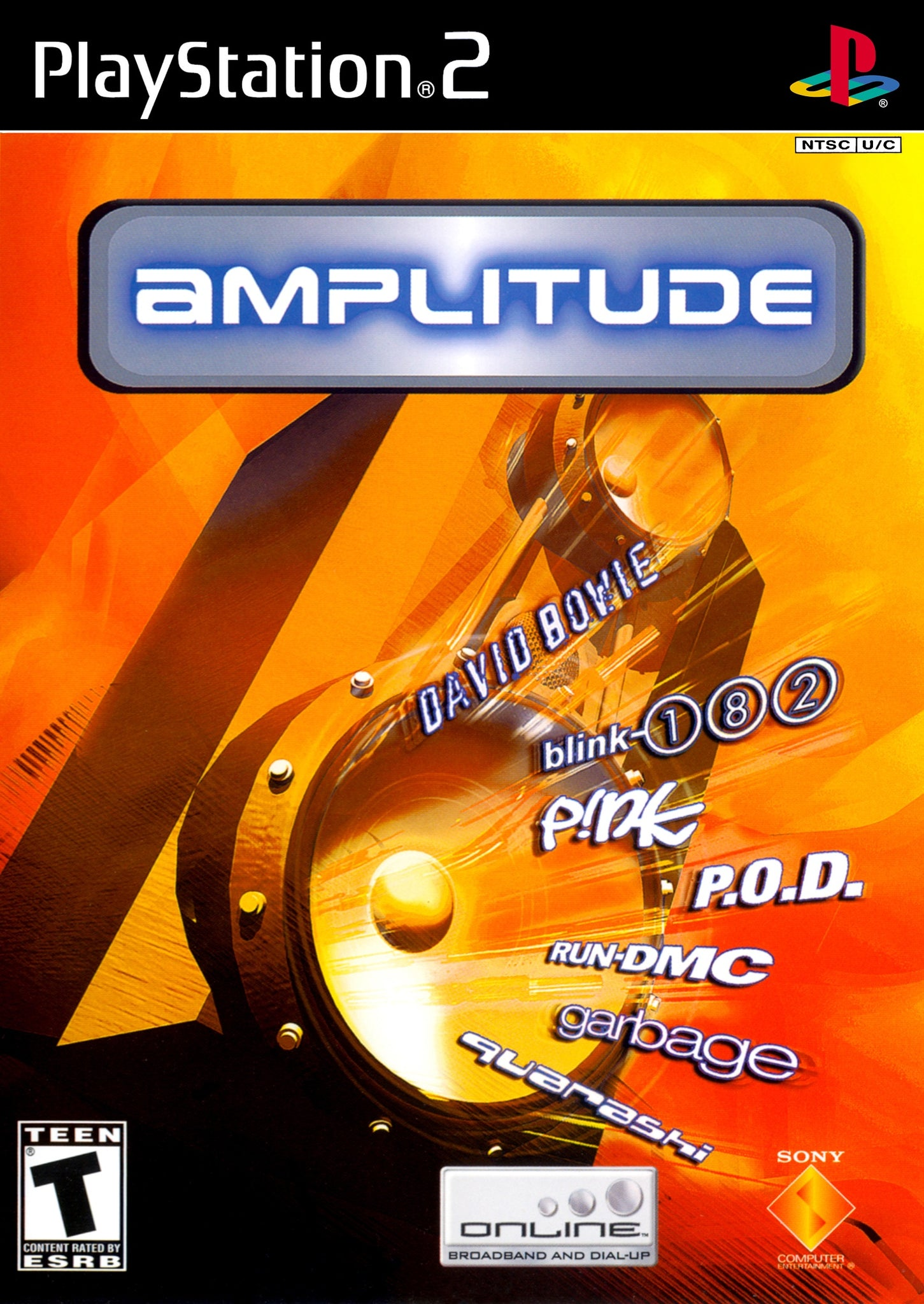 Amplitude - PS2 (Pre-owned)