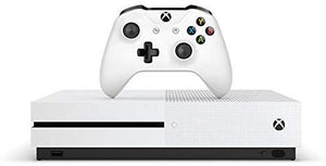 Xbox One S 500 GB White Console System