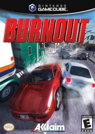 Burnout - Gamecube (Pre-owned)