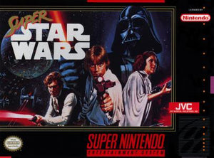 Super Star Wars - SNES (Pre-owned)