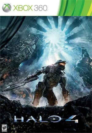 Halo 4 - Xbox 360 (Pre-owned)