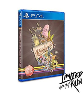 BIT.TRIP Presents Runner 2: Future Legend of Rhythm Alien (Limited Run Games) - PS4